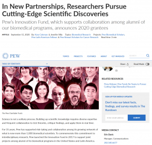 Pew Innovation Fund